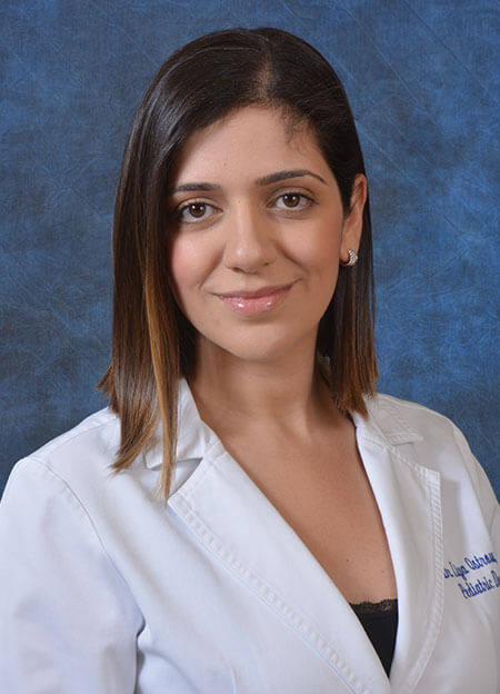 Dr. Liya Ostrow - NJ Pediatric Dentist