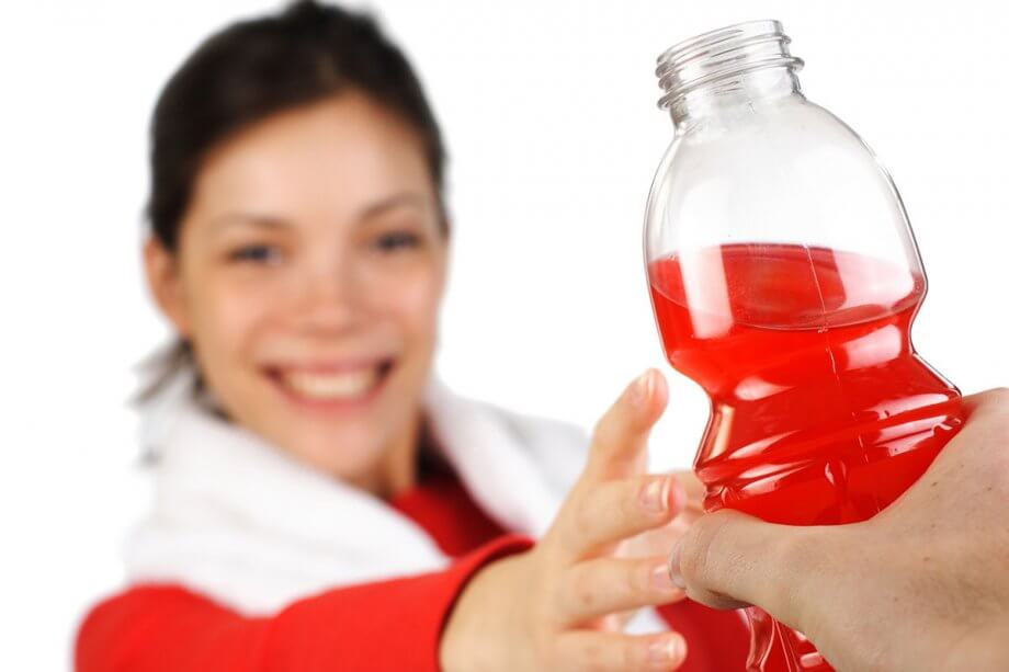 How Sports Drinks Affect Your Dental Health